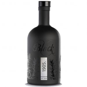 1905 Black Alcohol Free Gin 70cl