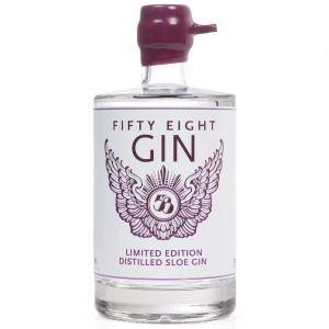 58 Gin Distilled Sloe Gin 50cl
