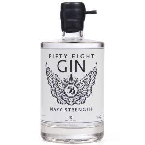 58 Gin Navy Strength 70cl