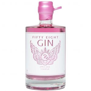 58 Gin Apple and Hibiscus 50cl