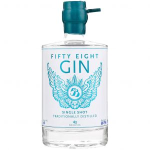58 Gin London Dry 50cl