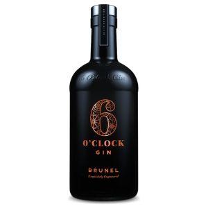 6 O'Clock Brunel Gin 70cl