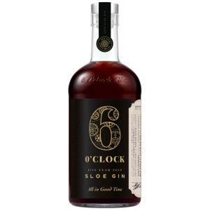 6 O'Clock Five Year Aged Sloe Gin 35cl