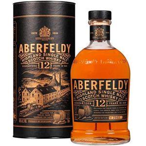 Aberfeldy 12 Year Single Malt Scotch Whisky 70cl