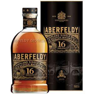 Aberfeldy 16 Year Single Malt Scotch Whisky 70cl