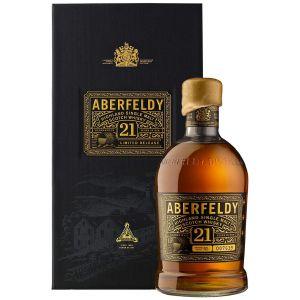 Aberfeldy 21 Single Malt Scotch Whisky 70cl