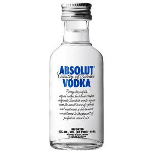 Absolut Vodka Mini 5cl