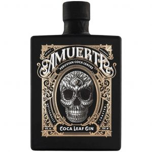 Amuerte Coca Gin - Black Edition 70cl