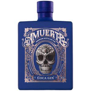 Amuerte Coca Gin - Blue Edition 70cl