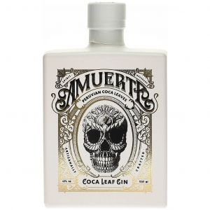 Amuerte Coca Gin - White Edition 70cl