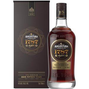 Angostura 1787 15Yr Caribbean Rum 70cl