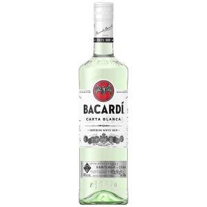 Bacardi Carta Blanca White Rum 70cl
