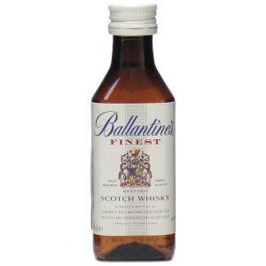 Ballantines Finest Whisky Mini 5cl