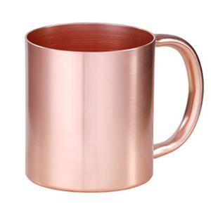 Bar Professional Copper Mule Mug Aluminium