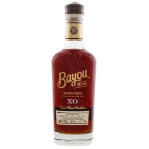 Bayou XO Mardi Gras Rum 70cl