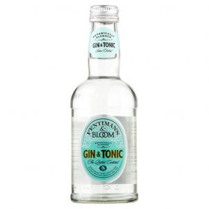 Bloom Gin and Tonic 275ml