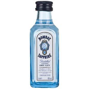 Bombay Sapphire Gin (Mini Glas Fles) 5cl