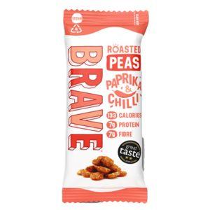 Brave Roasted Peas Paprika & Chilli 35g