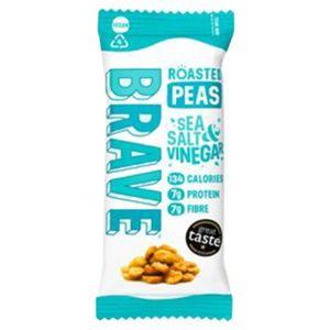 Brave Roasted Peas Sea Salt & Vinegar 35g