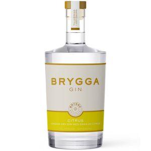 Brygga Gin Citrus 50cl