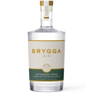 Brygga Gin Göteborg Gran 50cl