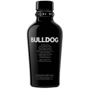 Bulldog London Dry Gin 1L