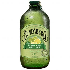 Bundaberg Lemon, Lime & Bitters 375ml