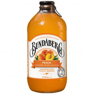 Bundaberg Peach 375ml