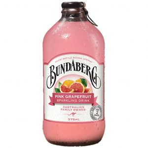 Bundaberg Pink Grapefruit 375ml