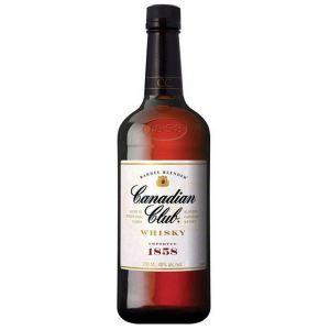 Canadian Club Premium Whisky 70cl
