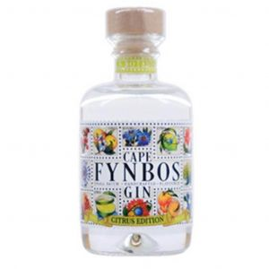 Cape Fynbos Gin Citrus Edition (Mini) 5cl