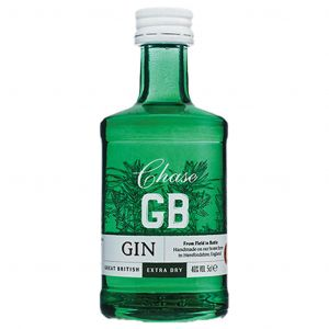 Chase GB Extra Dry Gin 5cl
