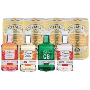 Chase Gin & Fentimans Tonic Tasting Pack
