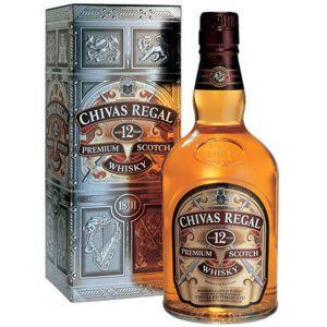 Chivas Regal 12 Year Whisky 1L