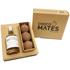 Choco Mates Rum Pakket