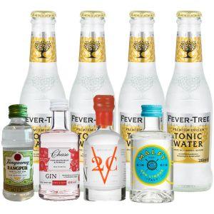 Citrus Gin en Tonic Premium Proefpakket