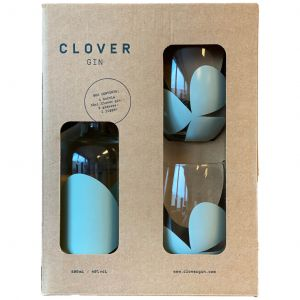 Clover Gin Gift Pack 50cl