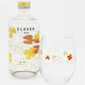 Clover Lucky No. 4 Gin 50cl Free Glass Promo Pack