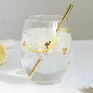 Clover Lucky No. 4 Glass