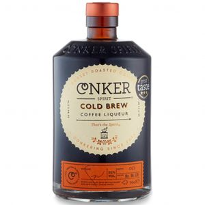 Conker Cold Brew Coffee Liqueur 70cl