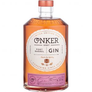 Conker Port Barrel Gin 70cl