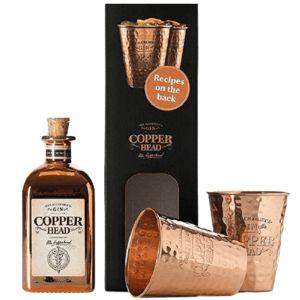 Copperhead Gin 50cl & Bekers Caddeaupakket