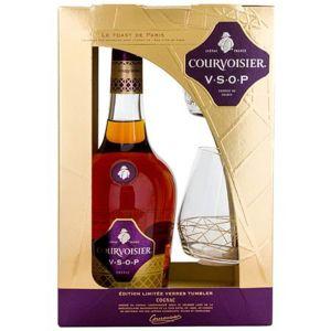 Courvoisier VSOP 70cl Giftpack