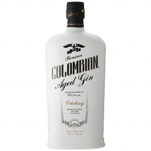 Dictador Colombian Aged Gin Ortodoxy 70cl