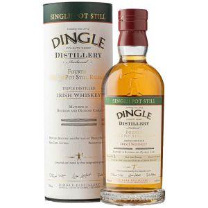 Dingle Single Pot Still Fourth Release Whiskey 70cl