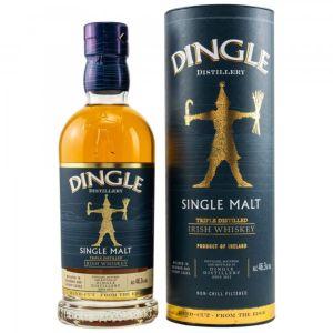 Dingle Single Malt Triple Distilled Irish Whiskey 70cl