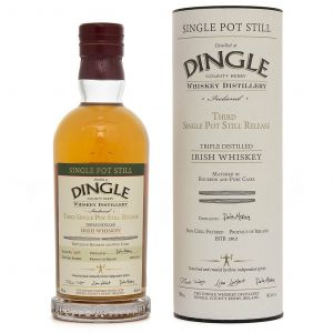 Dingle Third Single Pot Still Release Whiskey 70cl