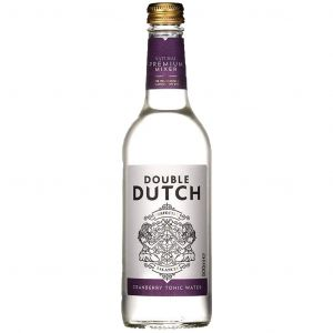 Double Dutch Cranberry Tonic Water 500ml