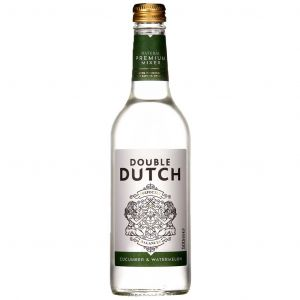 Double Dutch Cucumber & Watermelon Tonic 500ml