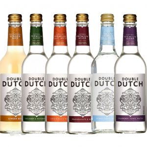 Double Dutch Tonic 500ml Pick & Mix 3pk